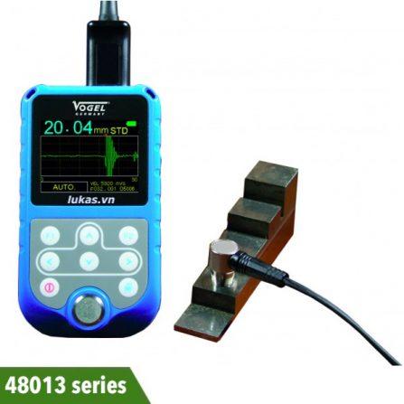 Máy siêu âm đo độ dày kim loại 48013 series Vogel Germany.