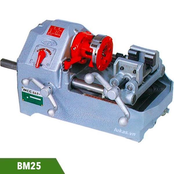 Máy tiện ren bulong M8-M24 BM25 MCC, sản xuất tại Nhật.