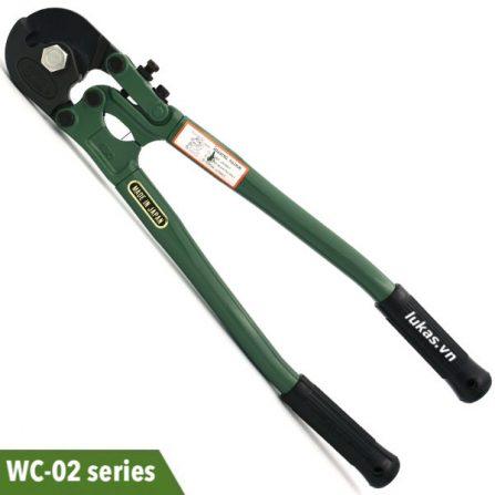 Kìm cộng lực cắt cáp xoắn 18-42 inch WC-02 series MCC Japan