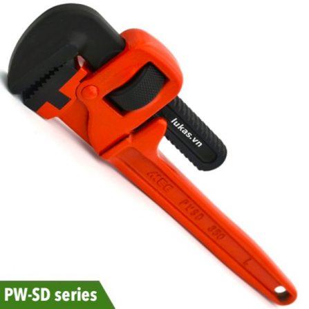 Mỏ lết răng PW-SD cán thép thông dụng 6-36 inch MCC Japan.