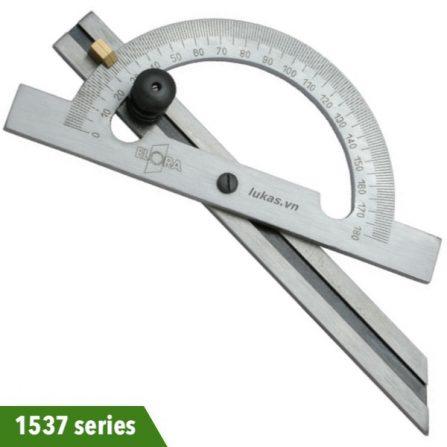 Thước đo góc 10-170 độ 1537 series Elora Germany.