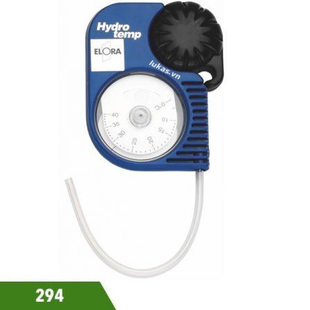 Đồng hồ kiểm tra độ kháng đông tuyết 130mm 294 Elora Germany.