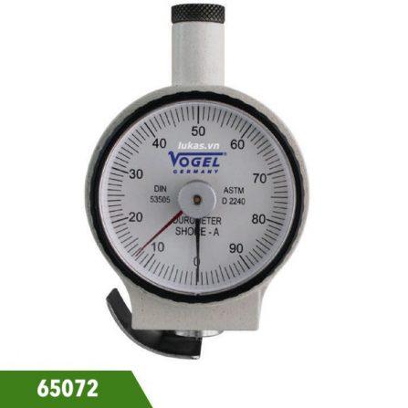 Đồng hồ đo độ cứng và sức bền của vật liệu 65072 Vogel Germany.