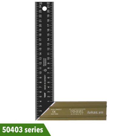 Eke nhôm 150-500mm 50403 chuyên cho thợ mộc Vogel Germany.