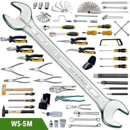 Bộ đồ nghề đa năng 146 món WS-5M hệ mét Elora Germany.