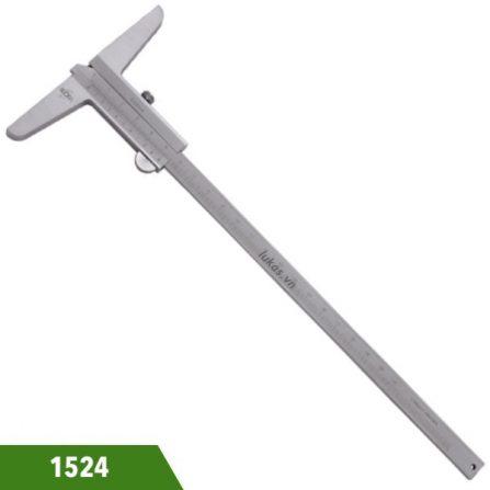 Thước đo sâu cơ khí 200-300mm 1524 Elora Germany.